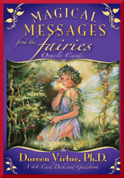 image of Magical Messages From The Fairies Oracle Cards